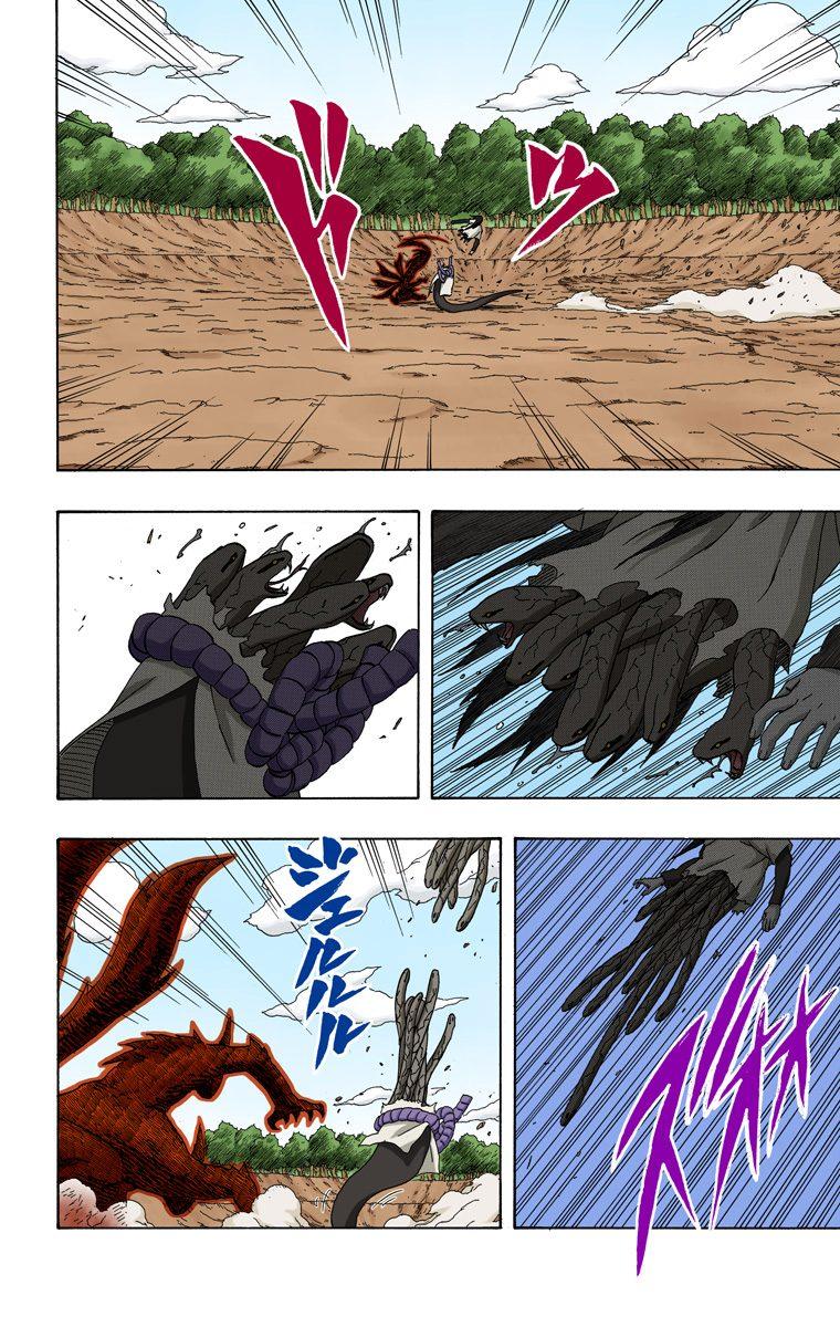 Sasuke (Hebi) vs. Orochimaru 0009010