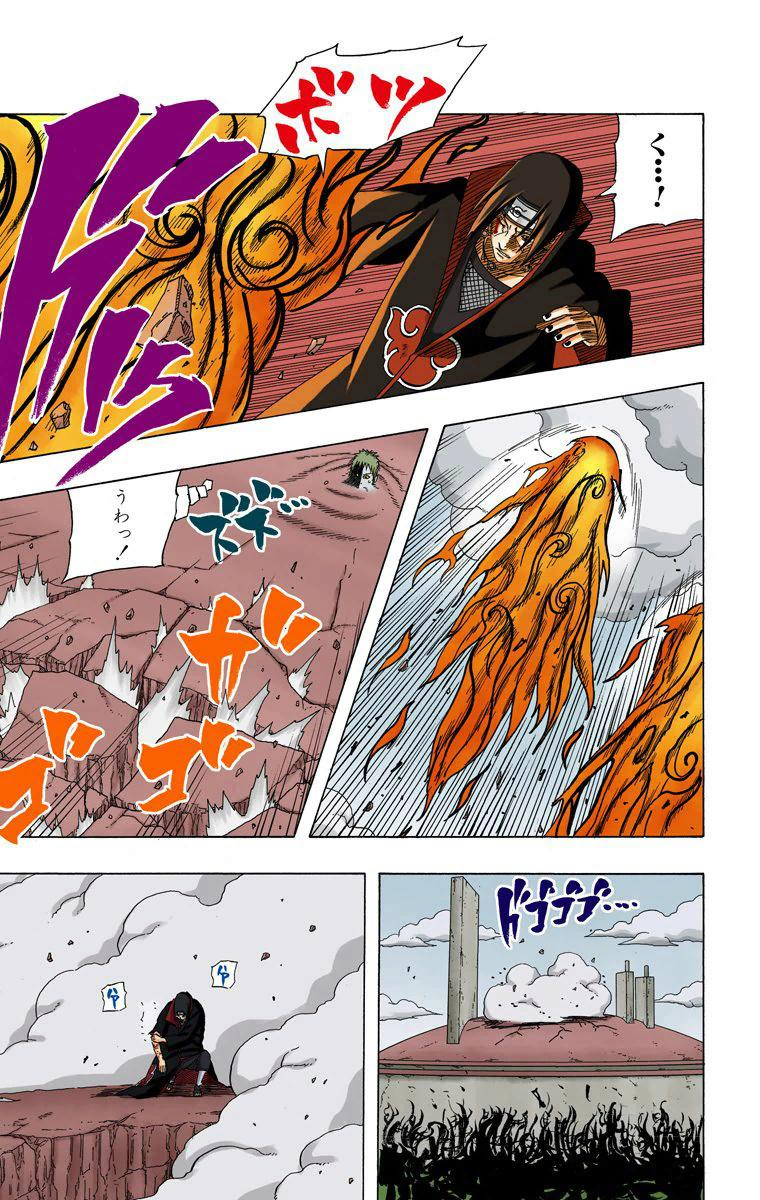 Sasuke mataria a Tsunade no lugar do Danzou? - Página 3 01813