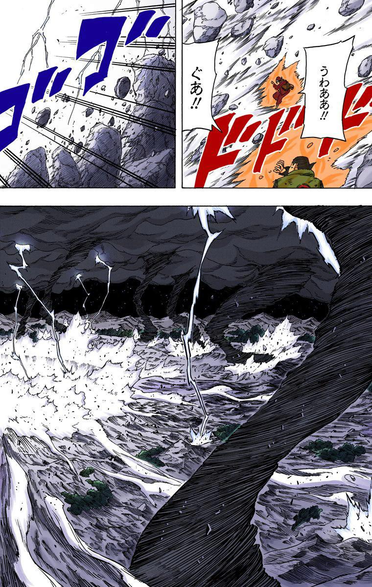 Hashirama vs. Mū, Oonoki, Tsunade e Sakura 02110