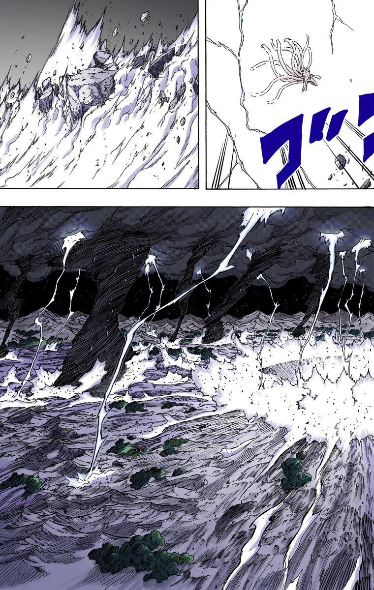 Hashirama vs. Mū, Oonoki, Tsunade e Sakura 02216
