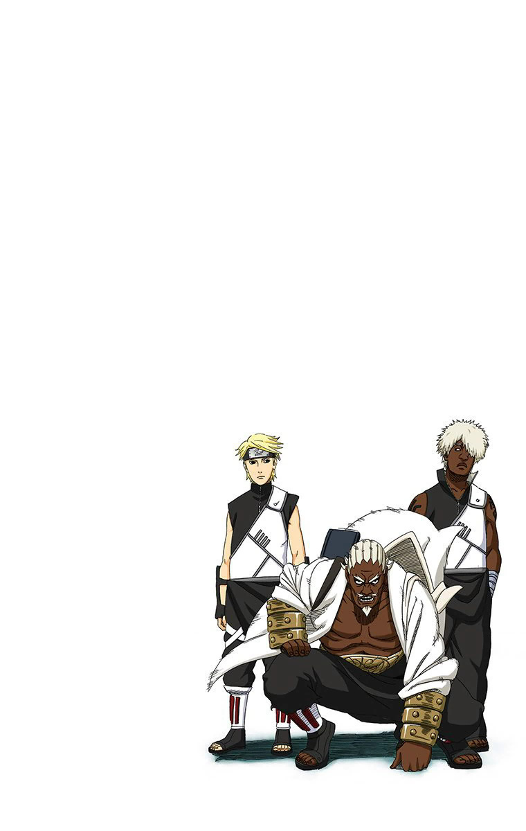 É assim que o Naruto se parece na vida real  02310