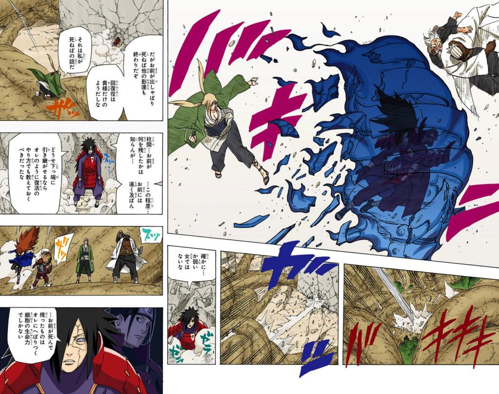 Tsunade vs Sandaime Raikage 029-0311