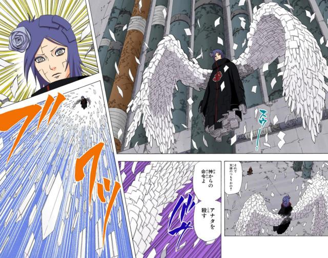 quais membros da Akatsuki, itachi é capaz de derrotar sem usar o MS ? - Página 3 045-0410