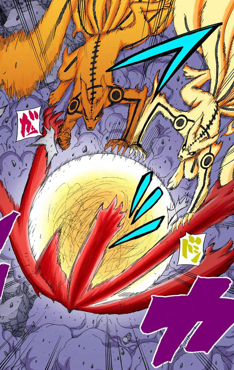 Como o Hashirama lida com o Chibaku Tensei ? - Página 4 14111