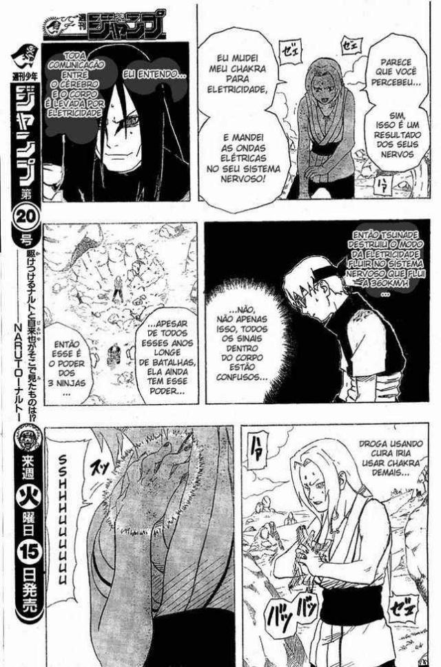 Choujurou, kurotsuchi e darui, são dignos dos títulos da kage? - Página 2 15_1115