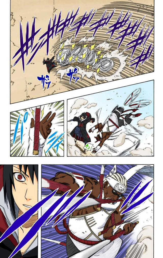 Itachi Uchiha vs Kakashi Hatake - Página 2 16612
