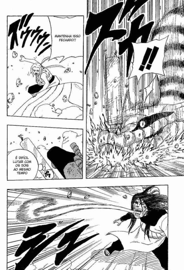 Qual é o melhor ESTILO de Taijutsu do mangá? - Página 3 16_315