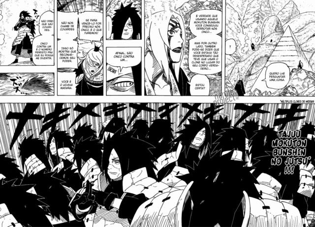 Choujurou, kurotsuchi e darui, são dignos dos títulos da kage? - Página 2 8_811
