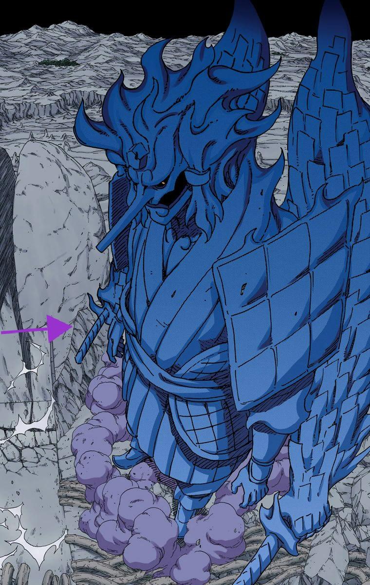 Como o Hashirama lida com essas habilidades? Image259