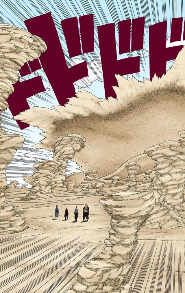 Fazer a Sakura ninja médica foi um erro - Página 4 Narut133