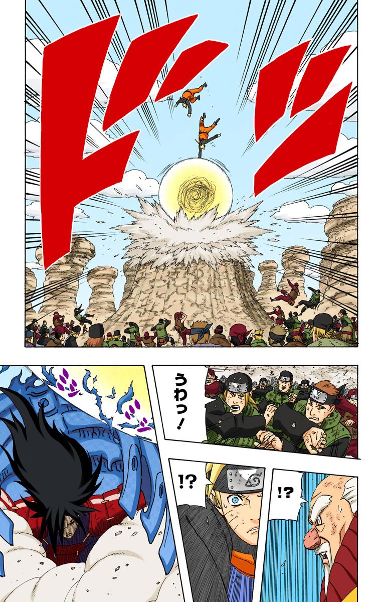 Kinkaku e Ginkaku são dois dos shinobis mais poderosos do mangá. - Página 2 Naruto19