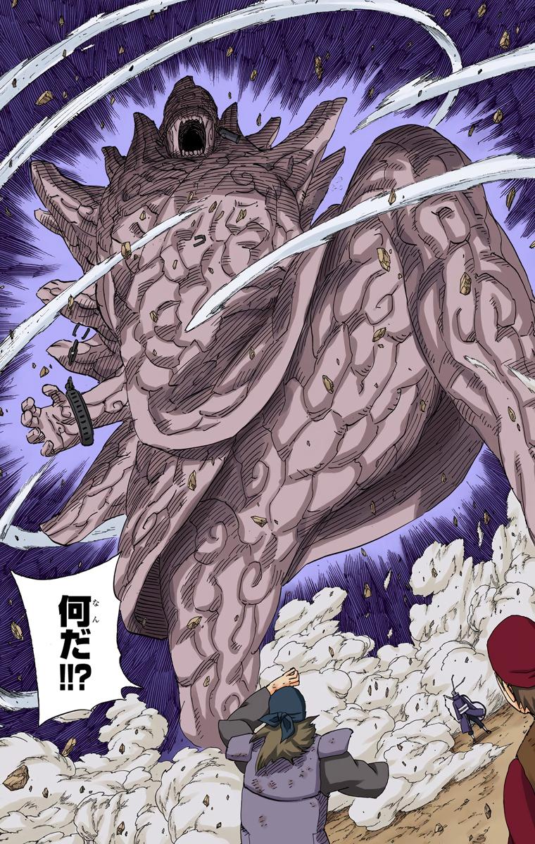 Tsunade vs Wonder Woman DCEU - Página 7 Naruto48