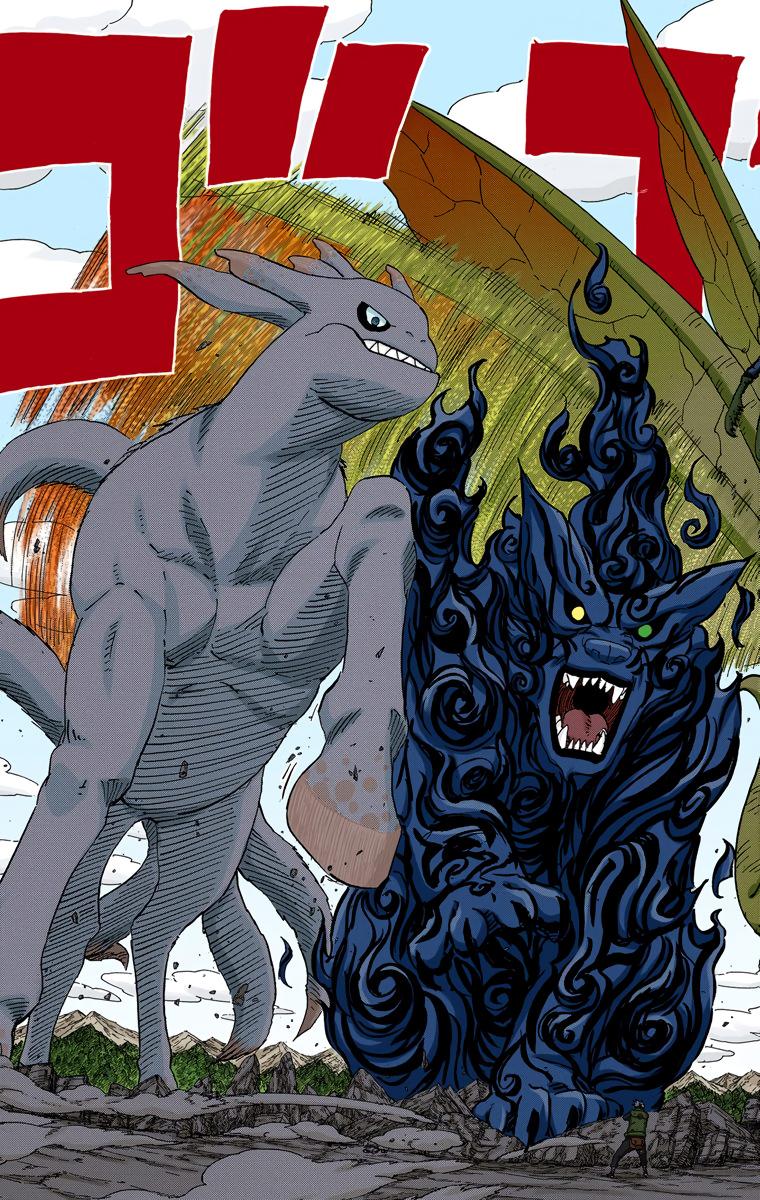 Tsunade vs Wonder Woman DCEU - Página 7 Naruto53