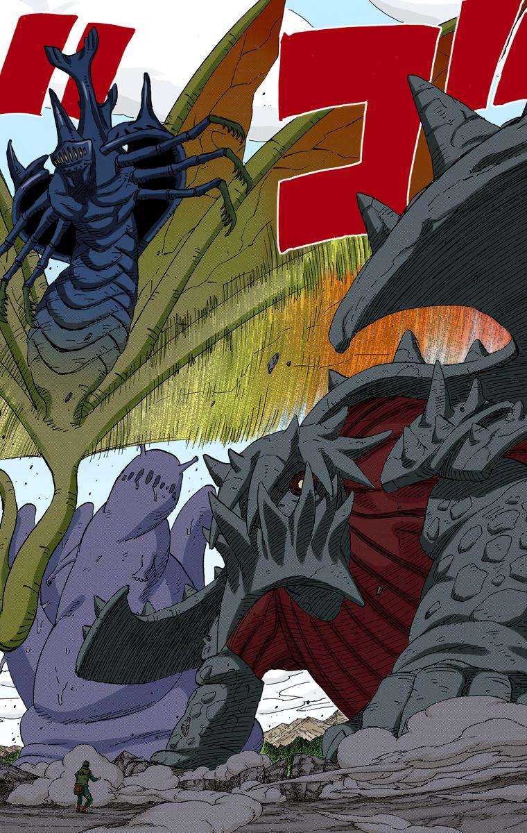 Tsunade vs Wonder Woman DCEU - Página 7 Naruto54