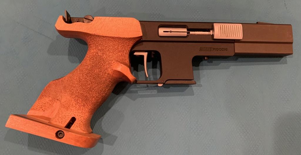Sold - Pardini SPE .22lr RH Bca1ee10