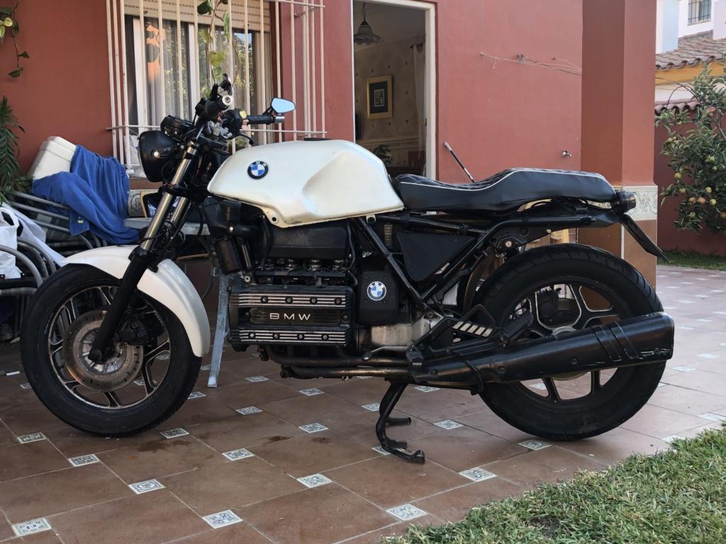 K100 Rs café racer Neutral gear 7c538810