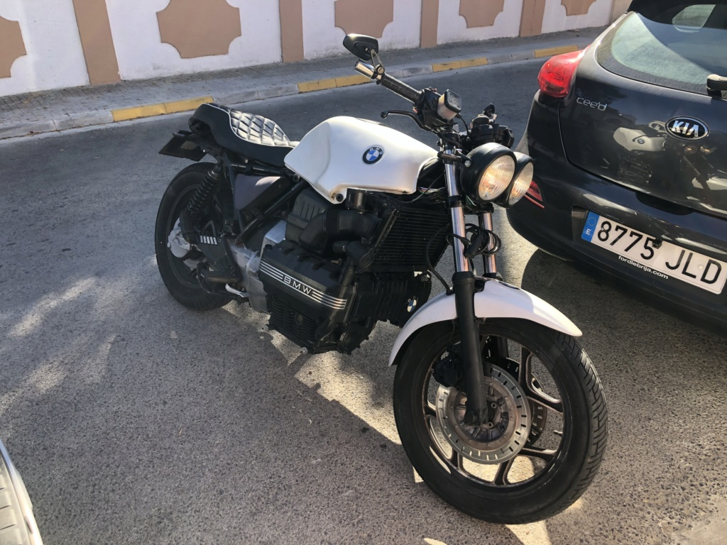 K100 Rs café racer Neutral gear 9c1bc310