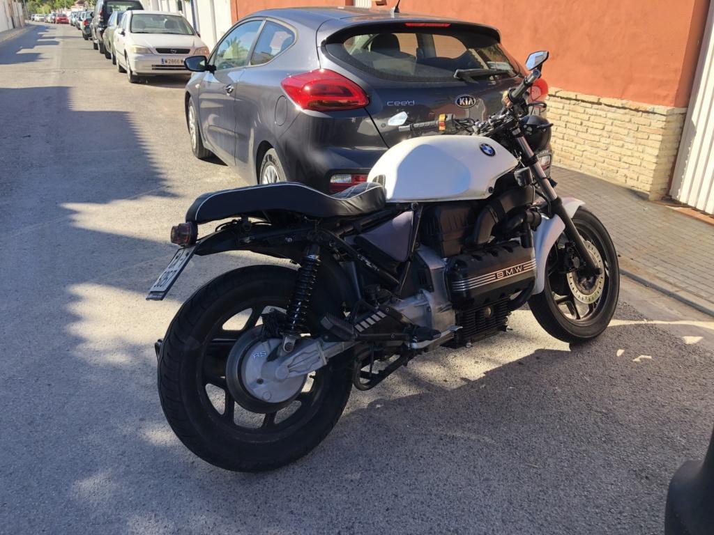 K100 Rs café racer Neutral gear F9a7c010