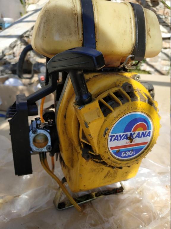 Decespugliatore Tayakana 530B non parte Taya111