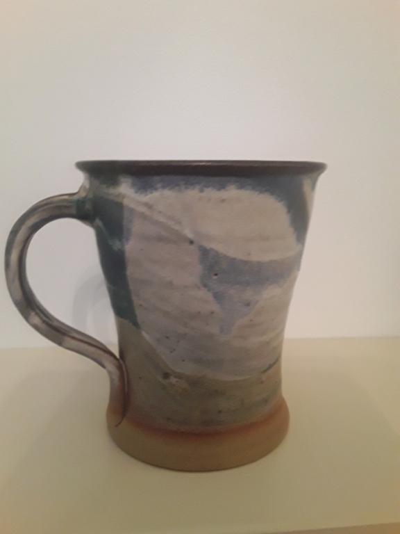 Studio pottery mug 20210411