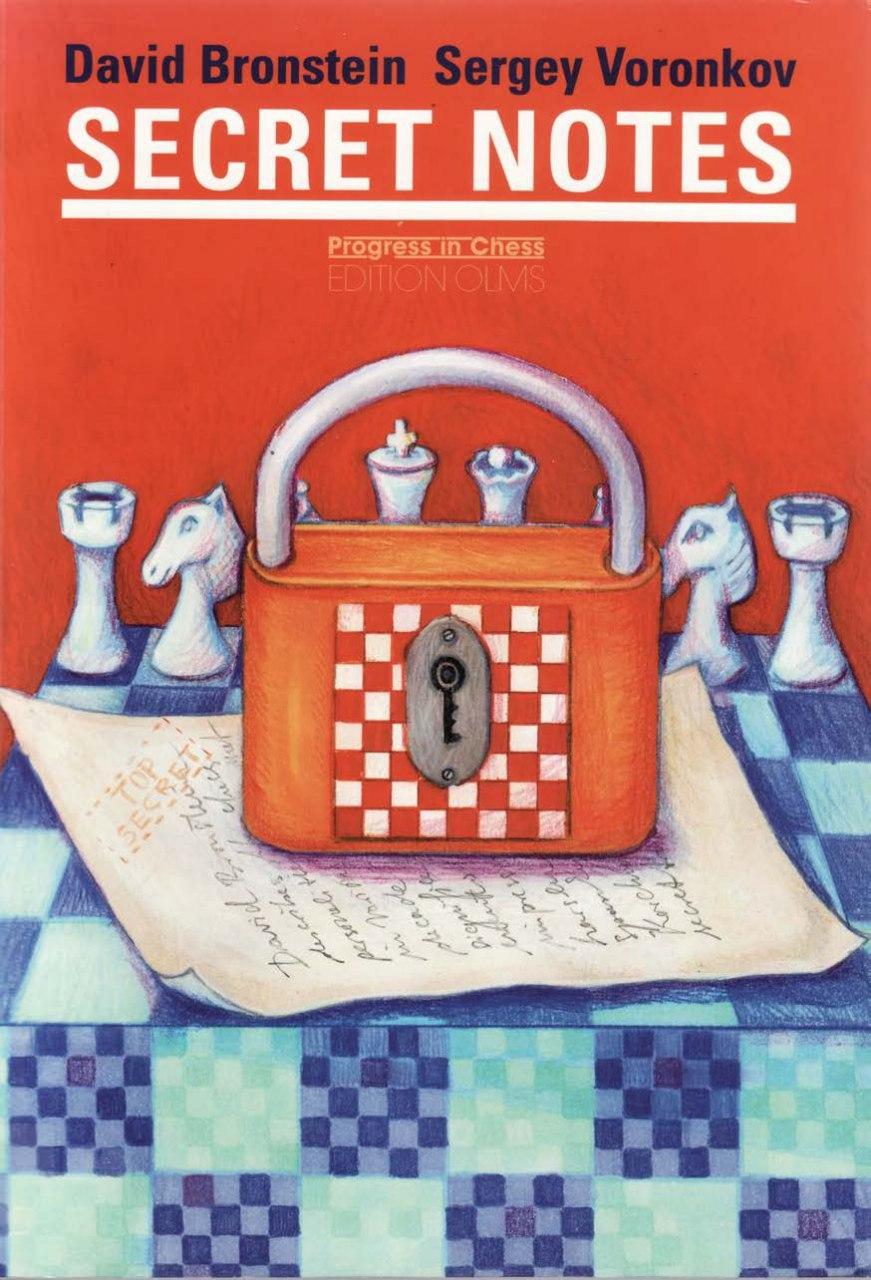 Progress in Chess: : Secret Notes by David Bronstein   Img_2024