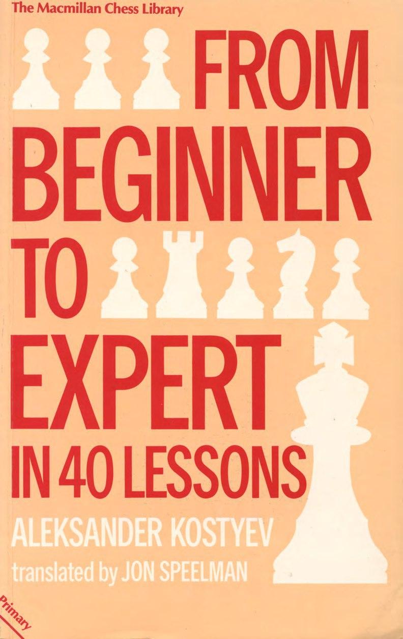 From Beginner to Expert in 40 Lessons by Aleksander Kostyev   Img_2034