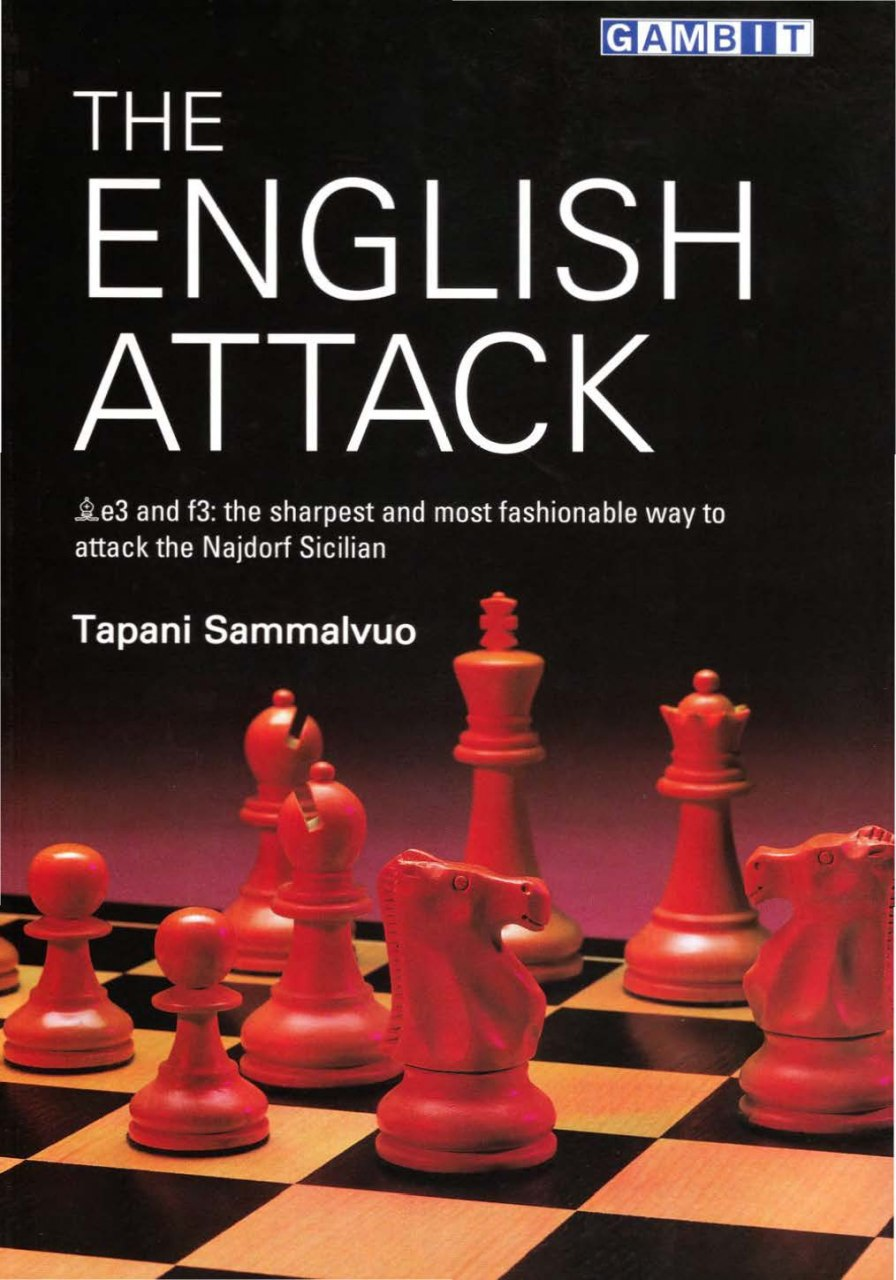 The English Attack book by Tapani Sammalvuo   Img_2037