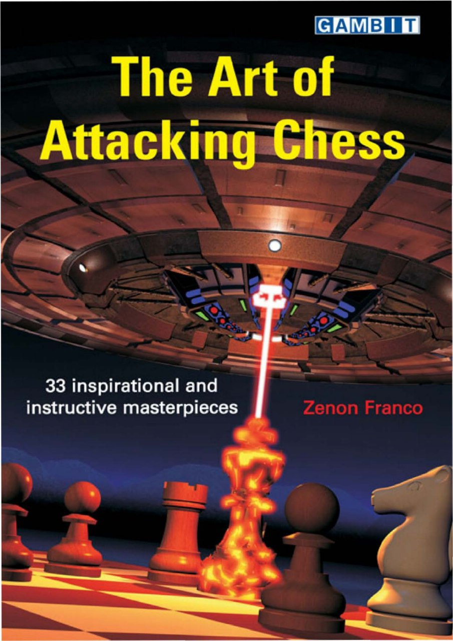 The Art of Attacking Chess Book by Zenón Franco Ocampos  Img_2040
