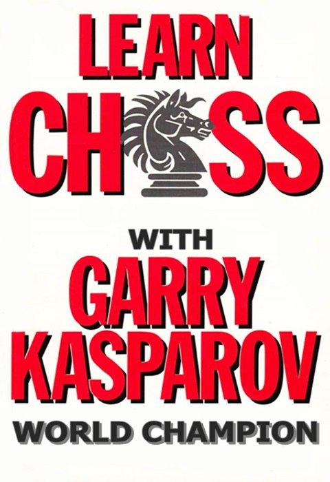 LEARN CHESS WITH GARRY KASPAROV (Batsford Chess Book)   Img_2054