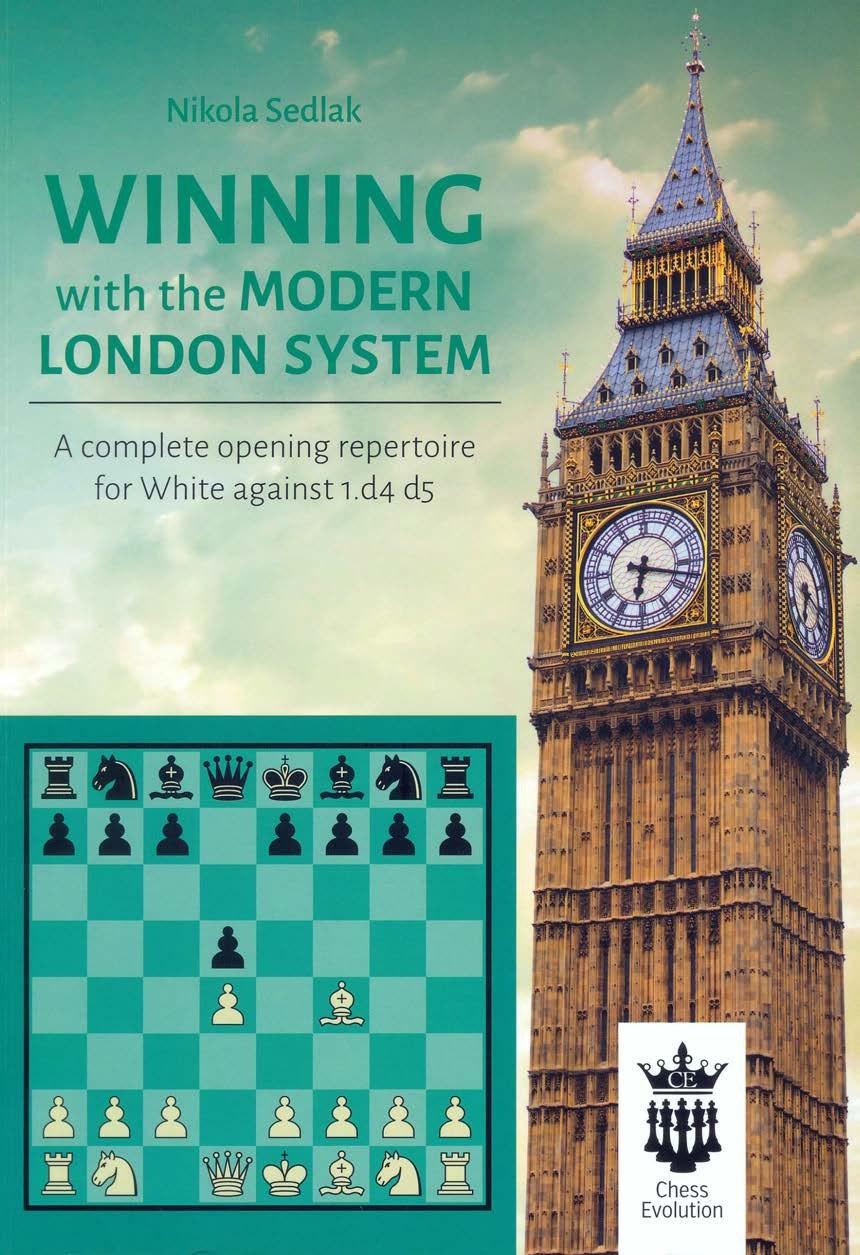 NEW IN CHESS Winning with the Modern London System - Nikola Sedlak Both Volumes.   Img_2062