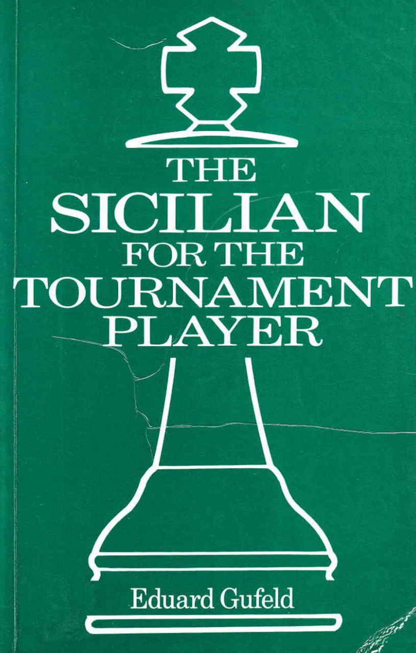 The Sicilian for the tournament player Book by Eduard Gufeld  Img_2072