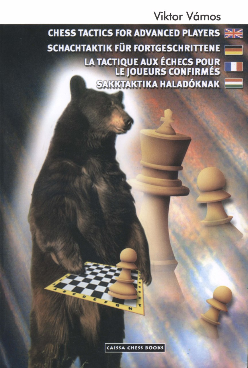 Chess Tactics for Advanced players By Vamos Viktor Img_2116