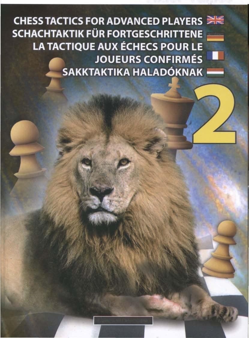 Chess Tactics for Advanced players By Vamos Viktor Img_2117