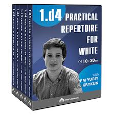 d4 Practical Repertoire for White with FM Yuriy Krykun Thechessworld.com Index111