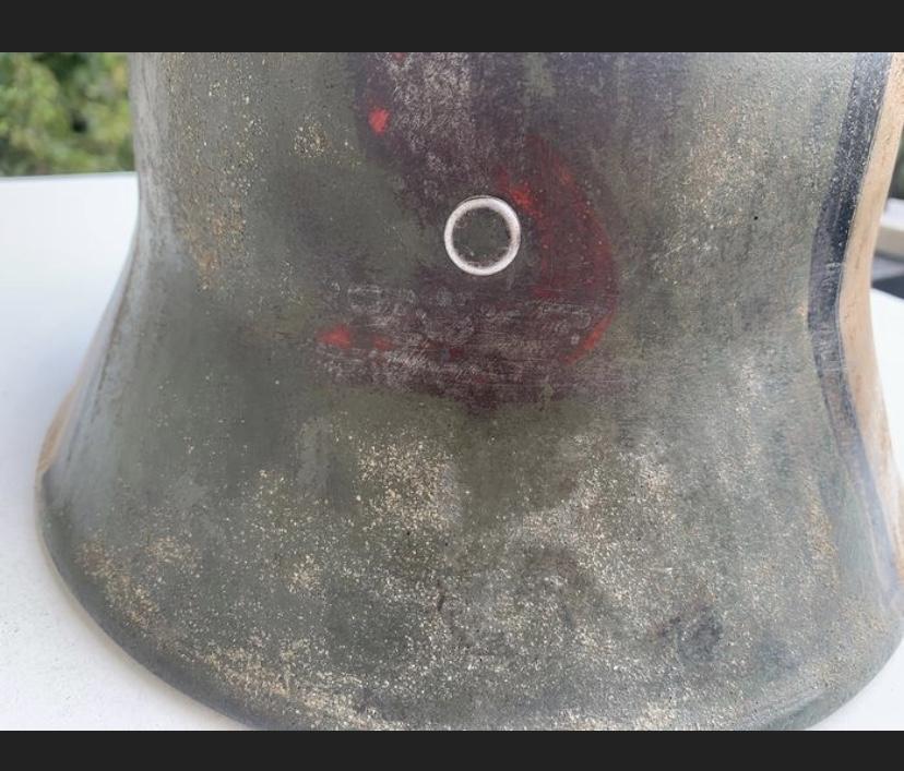 Casque stahlhelm M16 9ccb0710