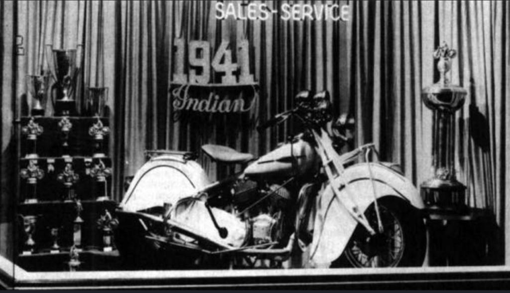 Indian Chief au fil du temps Captur33