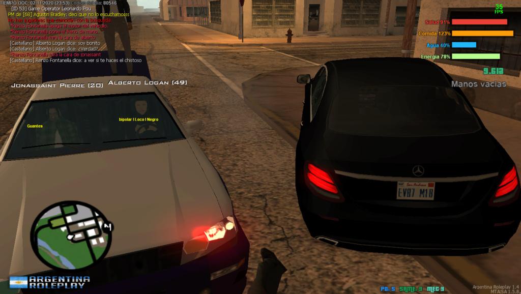 [Reporte] Alberto Logan DM - Car Kill - NRA  Mta-sc17