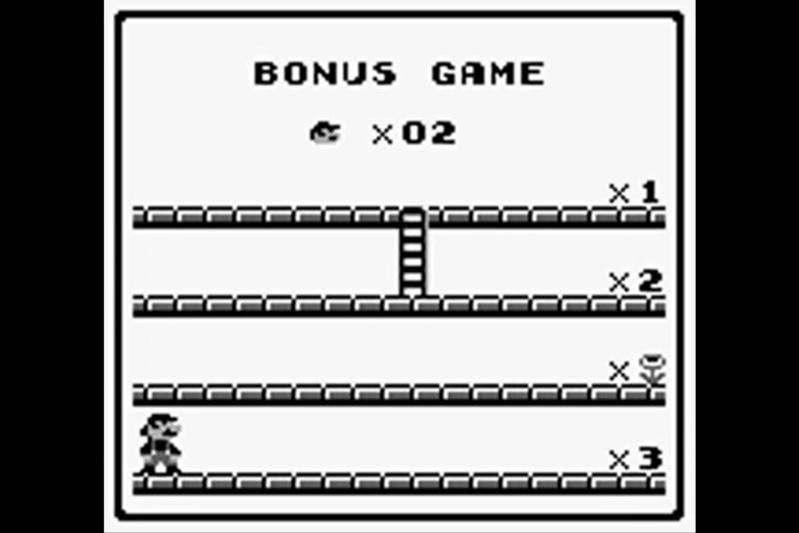 [TEST] Super Mario Land Game Boy 125