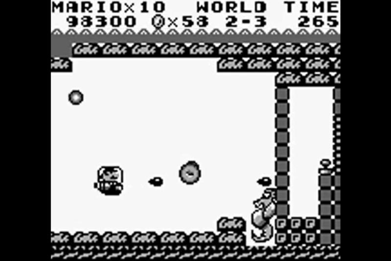 [TEST] Super Mario Land Game Boy 127
