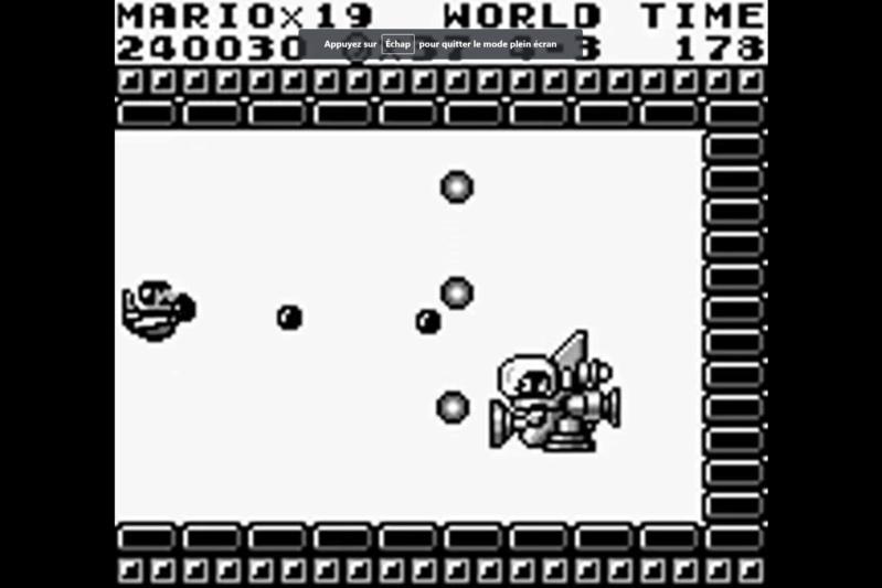 [TEST] Super Mario Land Game Boy 131