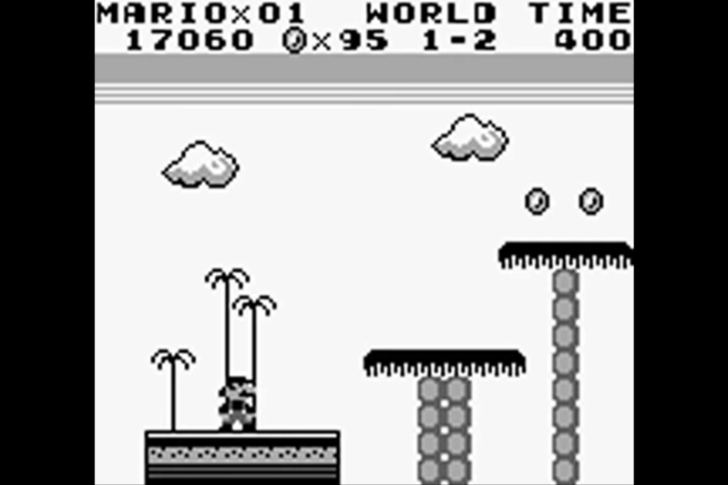 (GB)   [TEST] Super Mario Land Game Boy 214
