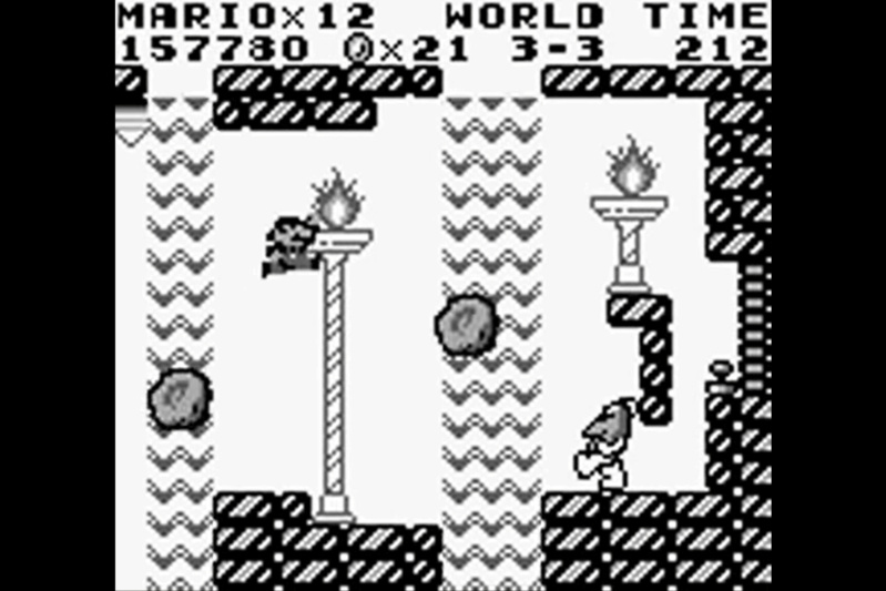 (GB)   [TEST] Super Mario Land Game Boy 217