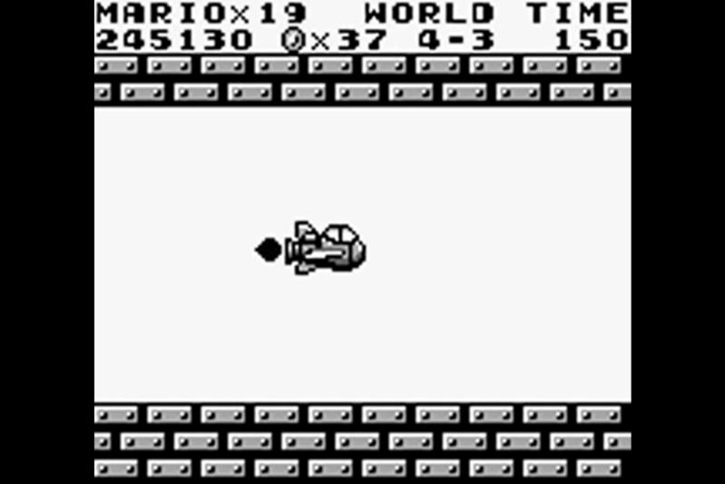 (GB)   [TEST] Super Mario Land Game Boy 219