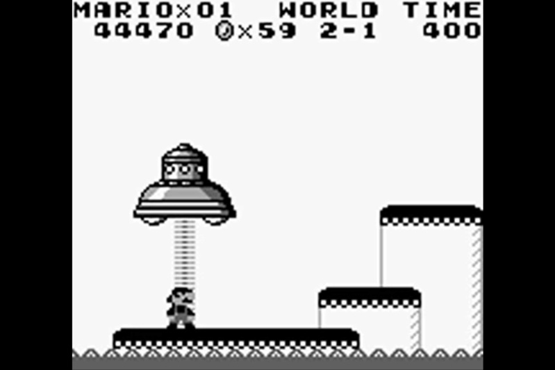 (GB)   [TEST] Super Mario Land Game Boy 314