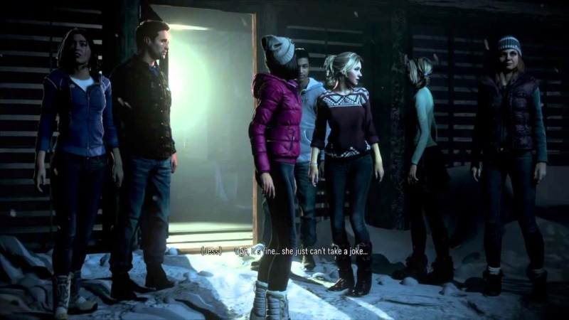[TEST] Untill Dawn PS4 320