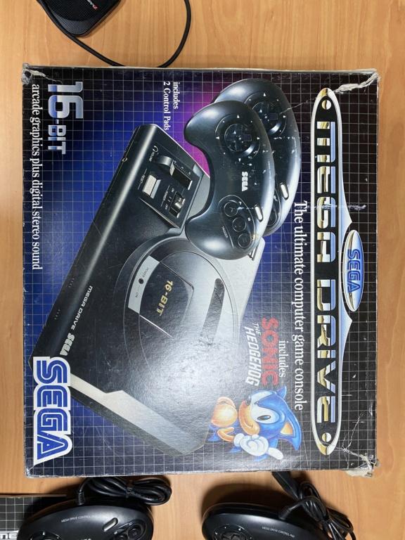 [EST] Megadrive UK 6c148110
