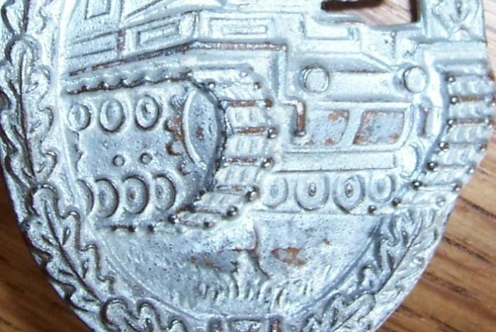 Panzerkampfabzeichen bronze Rodolf SOUVAL Image_13
