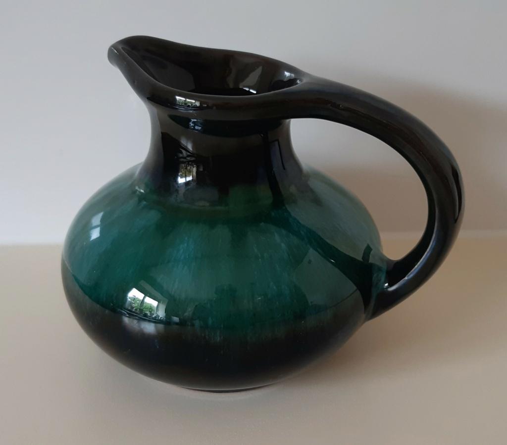 Jug, Blue Mountain Pottery, Canada 20210610