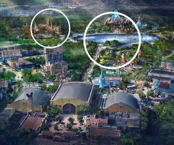 Zone Star Wars [Parc Walt Disney Studios - 202?] - Page 19 20210711
