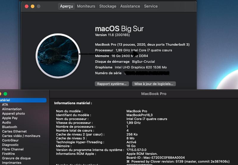 Mise à jour macOS Big Sur 11.6 ( 20G165 ) Captur42